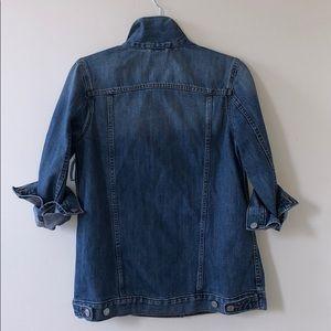 GAP Jackets & Coats - NWT Gap Oversized Denim Jacket